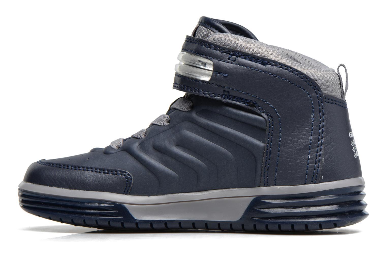 Sneakers Geox J Argonat B. B J7429B Azzurro immagine frontale