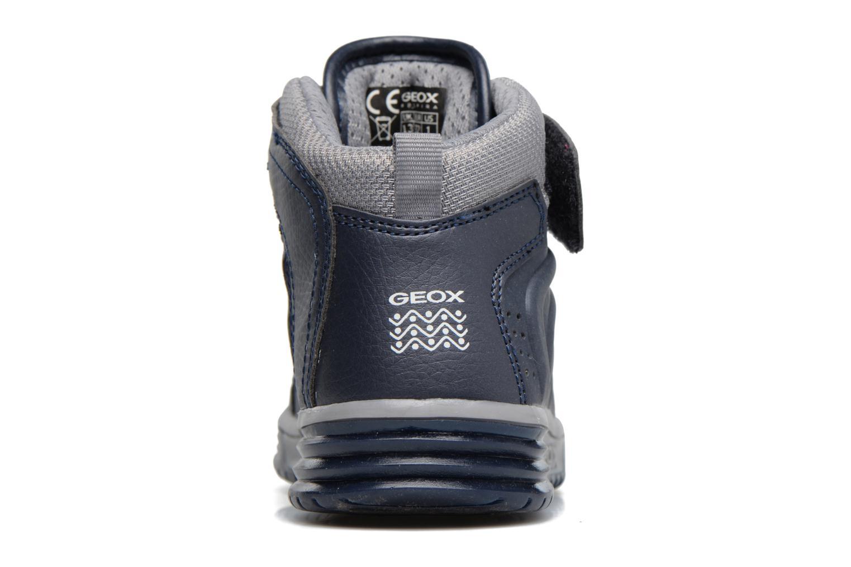 Sneakers Geox J Argonat B. B J7429B Azzurro immagine destra