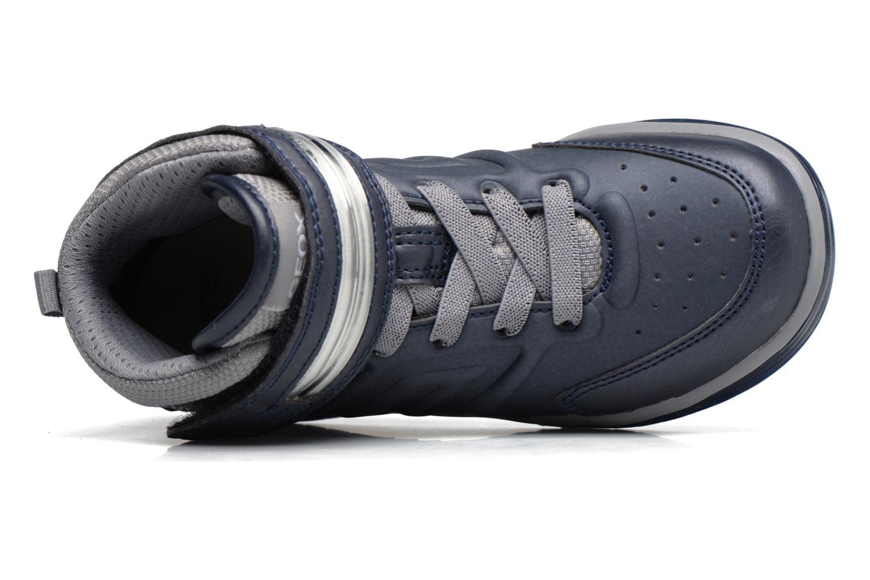 Sneakers Geox J Argonat B. B J7429B Azzurro immagine sinistra