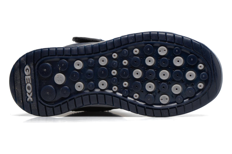 Sneakers Geox J Argonat B. B J7429B Azzurro immagine dall'alto