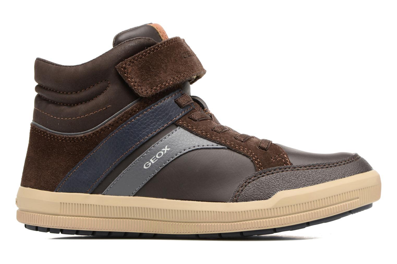 Sneakers Geox J Arzach B. C  J744AC Bruin achterkant