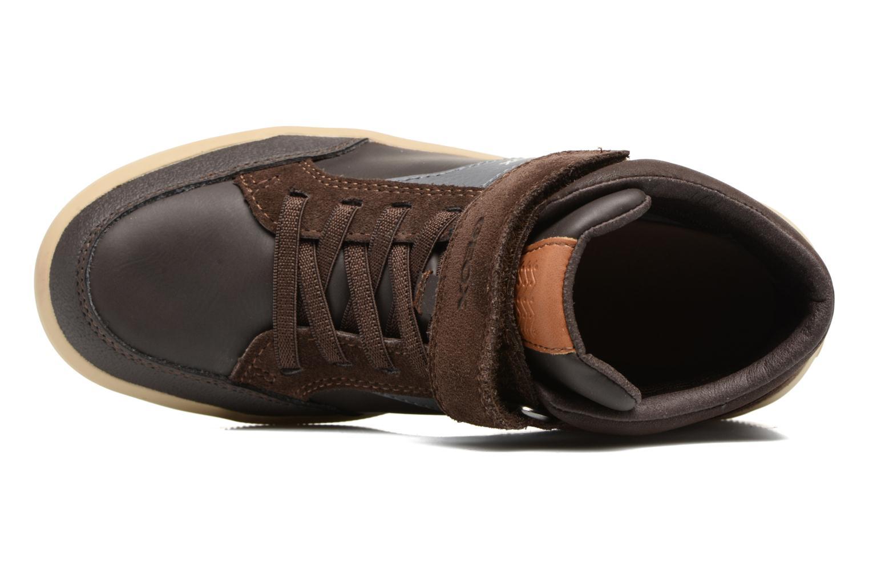 Sneakers Geox J Arzach B. C  J744AC Bruin links