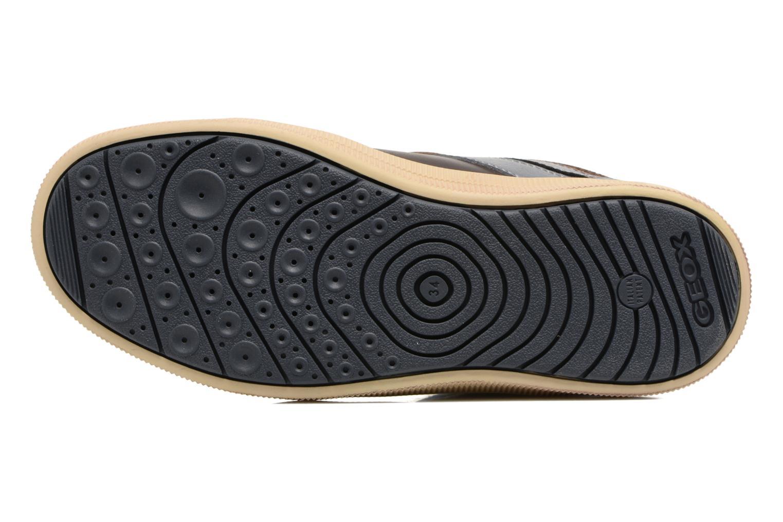 Sneakers Geox J Arzach B. C  J744AC Bruin boven