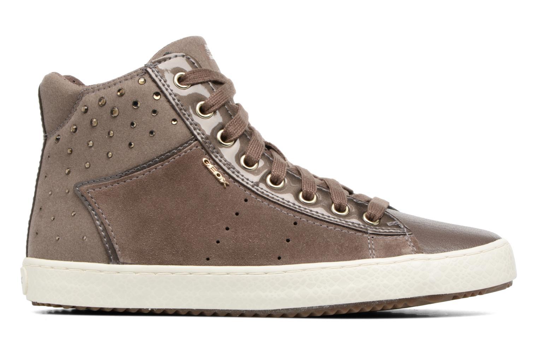 Sneakers Geox J Kalispera G.E J744GE Beige achterkant