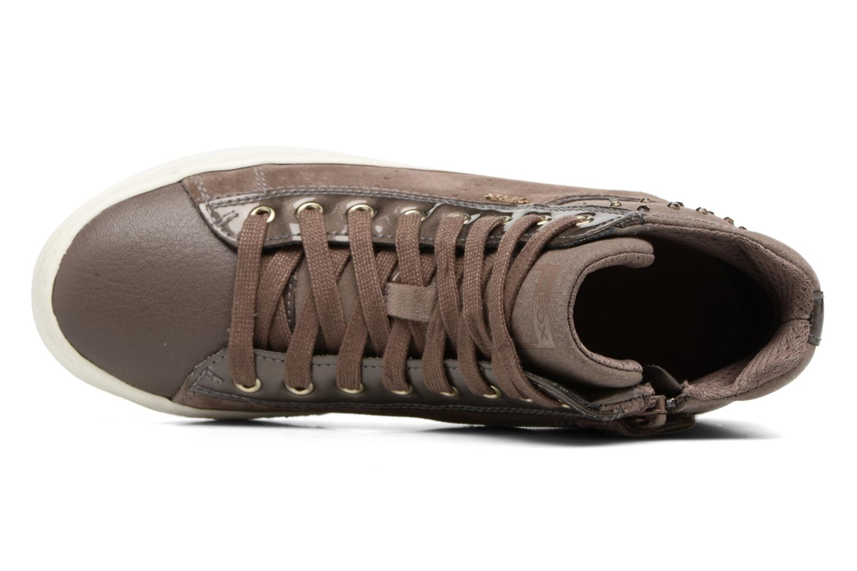 Sneakers Geox J Kalispera G.E J744GE Beige links