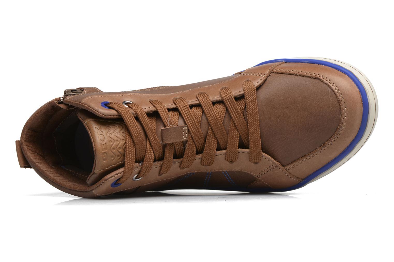 Sneakers Geox J Garcia B. B  J74B6B Bruin links