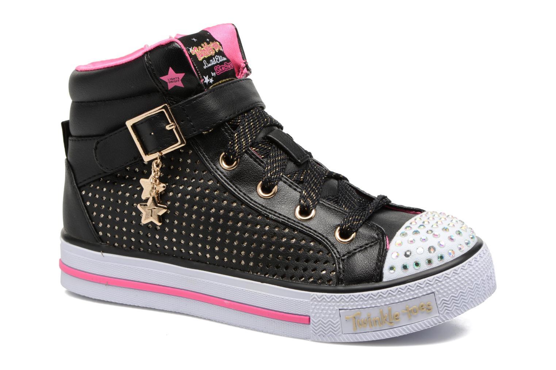 SKECHERS Baskets Shuffles Pop Dazzle Chaussures Enfant WDZ9755