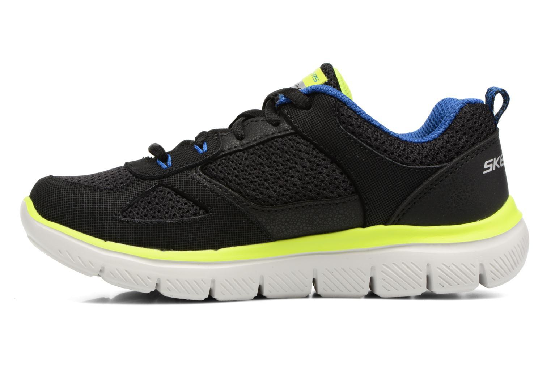 Sportschuhe Skechers Flex Advantage 2.0 K schwarz ansicht von vorne