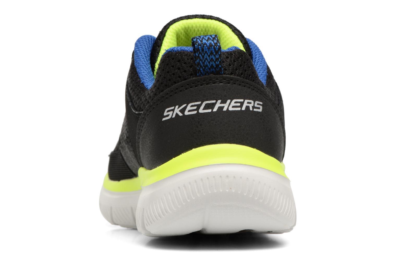 Sportschuhe Skechers Flex Advantage 2.0 K schwarz ansicht von rechts