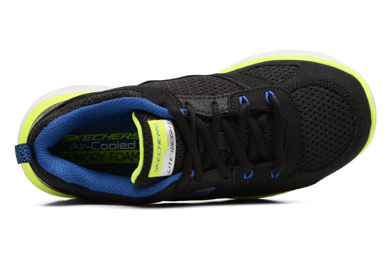 Sportschuhe Skechers Flex Advantage 2.0 K schwarz ansicht von links