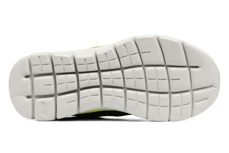 Sportschuhe Skechers Flex Advantage 2.0 K schwarz ansicht von oben