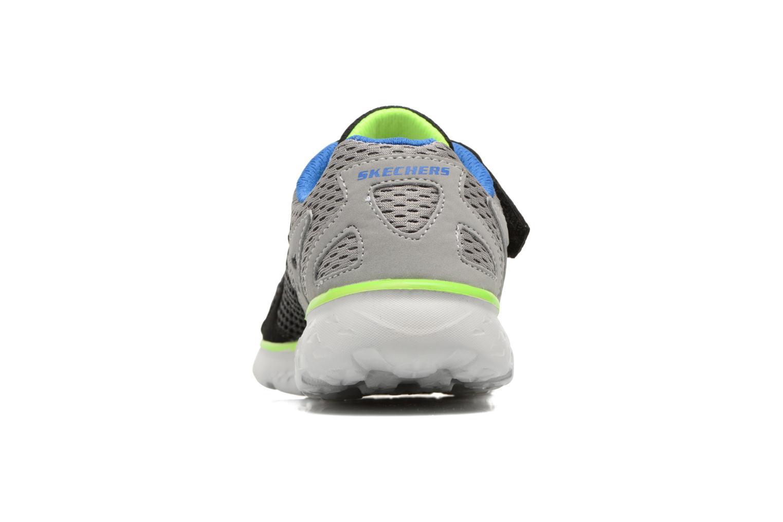 Proxo Run Go Skechers gris Noir 400 qnCwxfx0t
