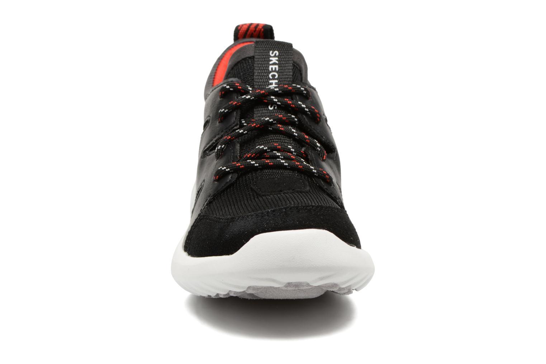 Chaussures de sport Skechers Hydrus Noir vue portées chaussures