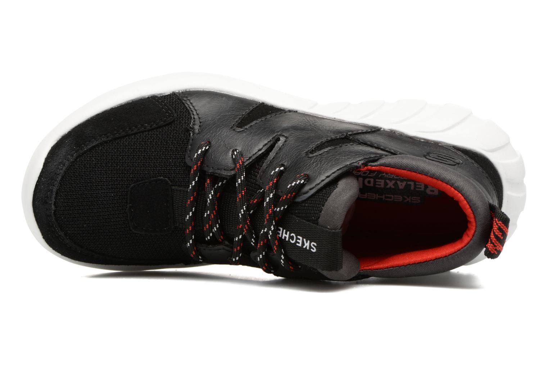 Chaussures de sport Skechers Hydrus Noir vue gauche