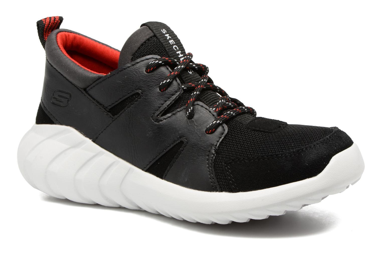 Chaussures de sport Skechers Hydrus Noir vue détail/paire