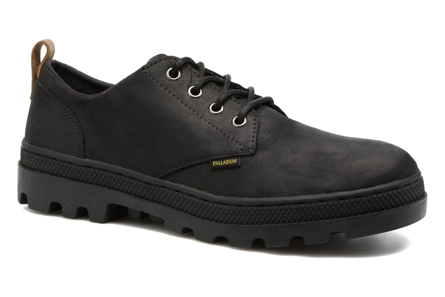 Palladium Pallabosse Low Negro SOHoiBsI