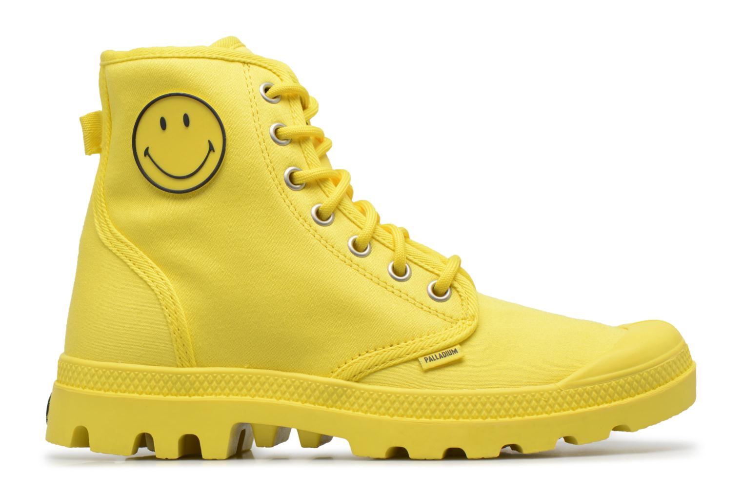 Sneakers Palladium Pampa Fest Pack Giallo immagine posteriore