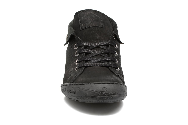 Baskets P-L-D-M By Palladium Gaetane Nbk Noir vue portées chaussures