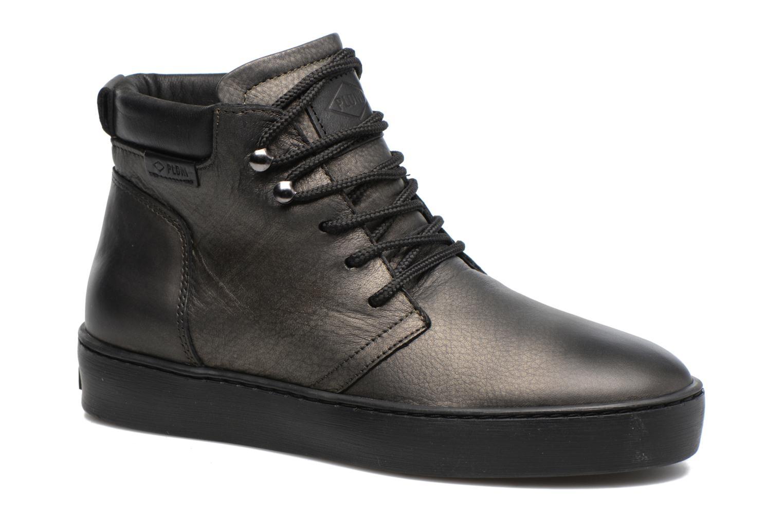 Bottines et boots P-L-D-M By Palladium Track Dst W Gris vue détail/paire