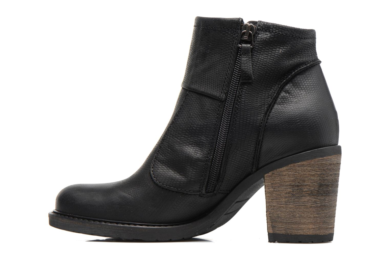Bottines et boots P-L-D-M By Palladium Sedina Trn Noir vue face