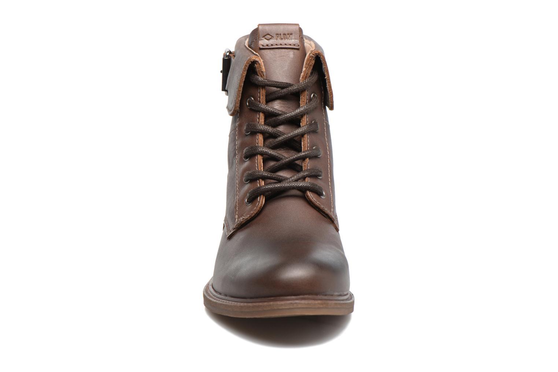 Bottines et boots P-L-D-M By Palladium Nutty Grc Marron vue portées chaussures