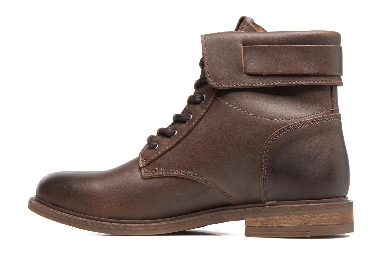 Bottines et boots P-L-D-M By Palladium Nutty Grc Marron vue face