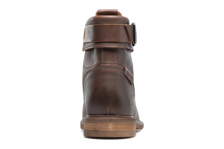 Bottines et boots P-L-D-M By Palladium Nutty Grc Marron vue droite