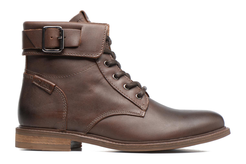 Bottines et boots P-L-D-M By Palladium Nutty Grc Marron vue derrière