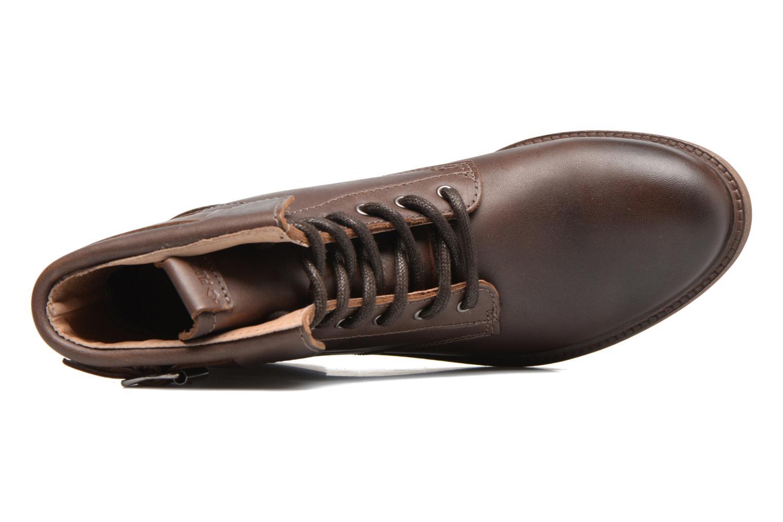 Bottines et boots P-L-D-M By Palladium Nutty Grc Marron vue gauche