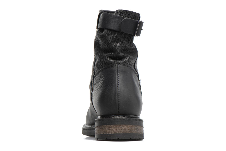Bottines et boots P-L-D-M By Palladium Botry Trn Noir vue droite