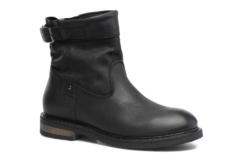 Bottines et boots P-L-D-M By Palladium Botry Trn Noir vue détail/paire