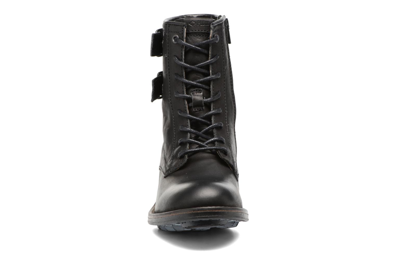 Bottines et boots P-L-D-M By Palladium Cutty Cmr Noir vue portées chaussures