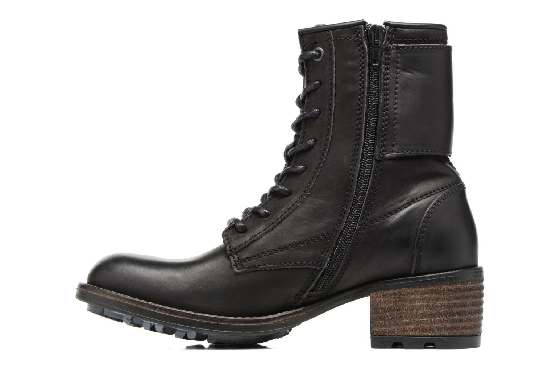 Bottines et boots P-L-D-M By Palladium Cutty Cmr Noir vue face