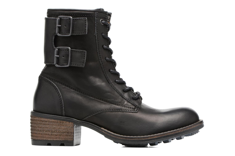 Bottines et boots P-L-D-M By Palladium Cutty Cmr Noir vue derrière