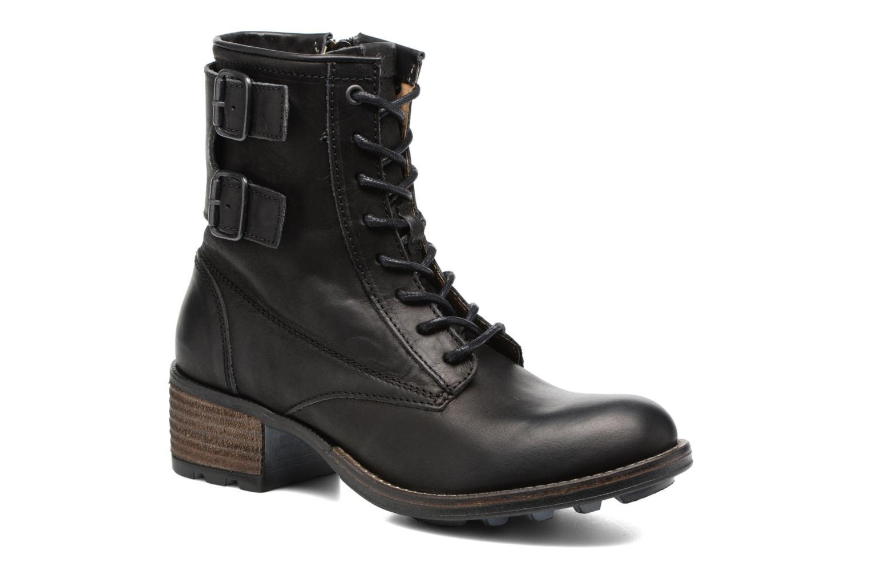 Bottines et boots P-L-D-M By Palladium Cutty Cmr Noir vue détail/paire