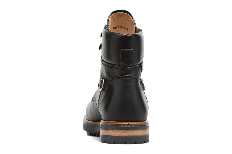 Bottines et boots P-L-D-M By Palladium Midkiff Cmr Noir vue droite