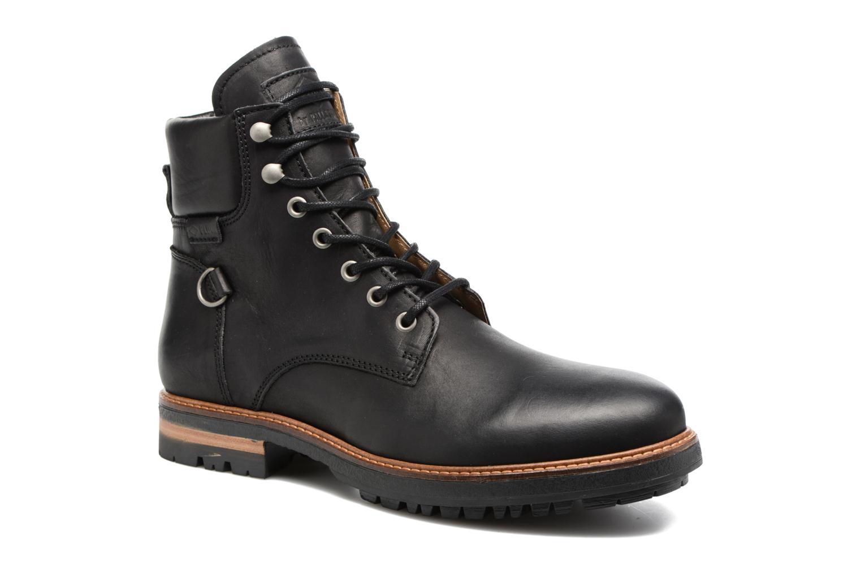 Bottines et boots P-L-D-M By Palladium Midkiff Cmr Noir vue détail/paire