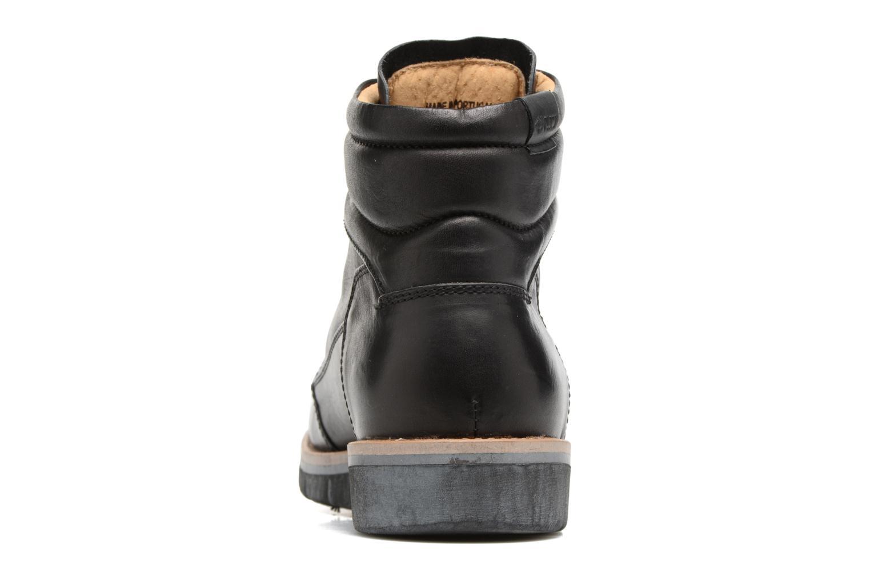 Bottines et boots P-L-D-M By Palladium Napo Pnm Noir vue droite