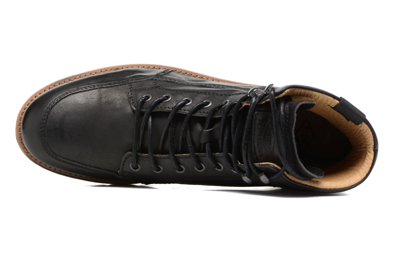Bottines et boots P-L-D-M By Palladium Napo Pnm Noir vue gauche