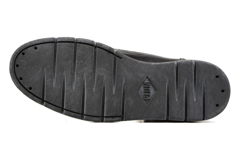 Bottines et boots P-L-D-M By Palladium Napo Pnm Noir vue haut