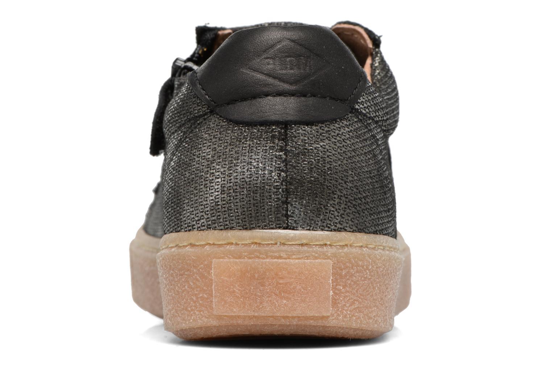 Baskets P-L-D-M By Palladium Enezi Sud K Noir vue droite