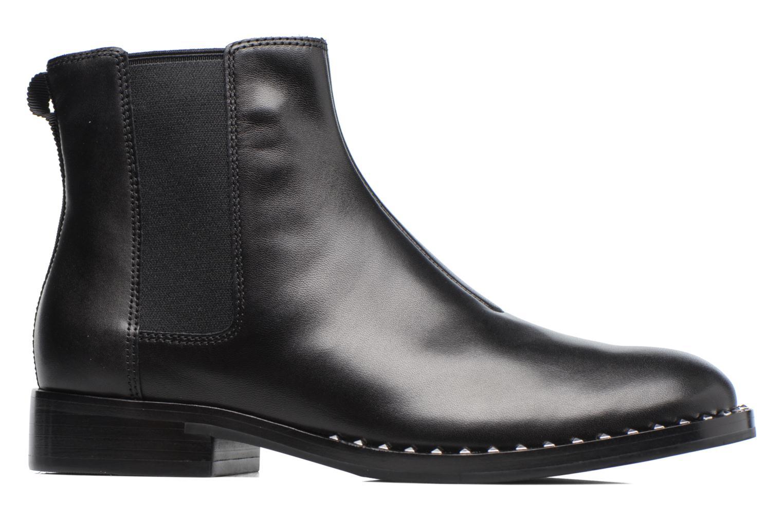 Bottines et boots Ash Wino Noir vue derrière