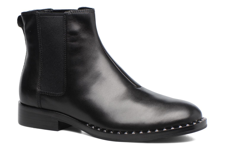 Bottines et boots Ash Wino Noir vue détail/paire