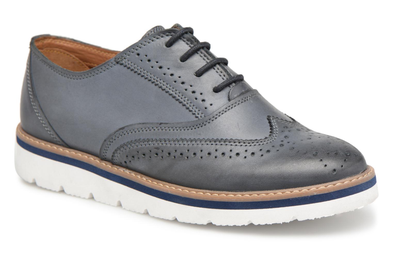 TBS Calissa (Noir) - Chaussures à lacets chez Sarenza (307788)