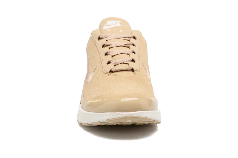 Sneaker Nike W Nike Air Max Jewell Prm Txt beige schuhe getragen