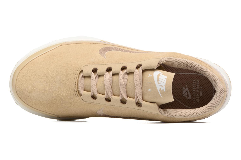 Sneaker Nike W Nike Air Max Jewell Prm Txt beige ansicht von links
