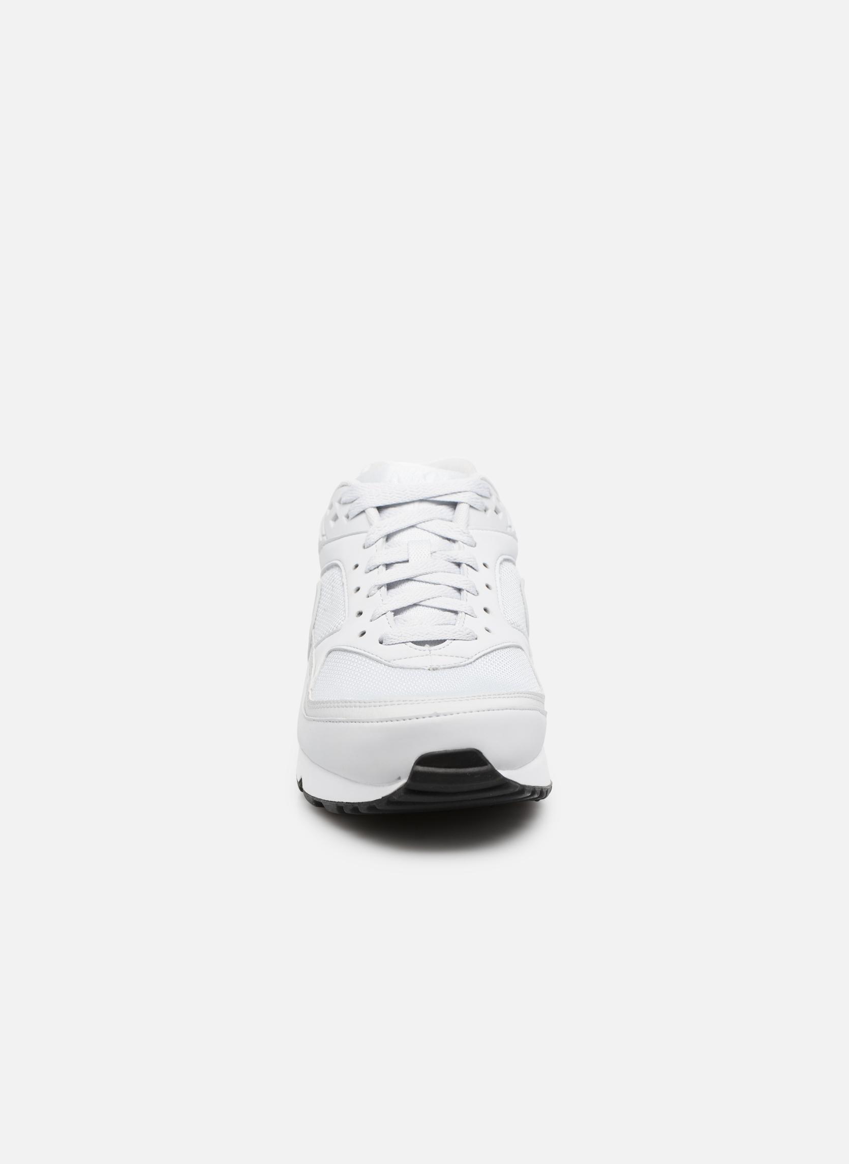 Baskets Nike Nike Air Max Bw Noir vue portées chaussures