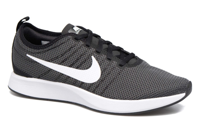 Chaussures de sport Nike Nike Dualtone Racer Noir vue détail/paire
