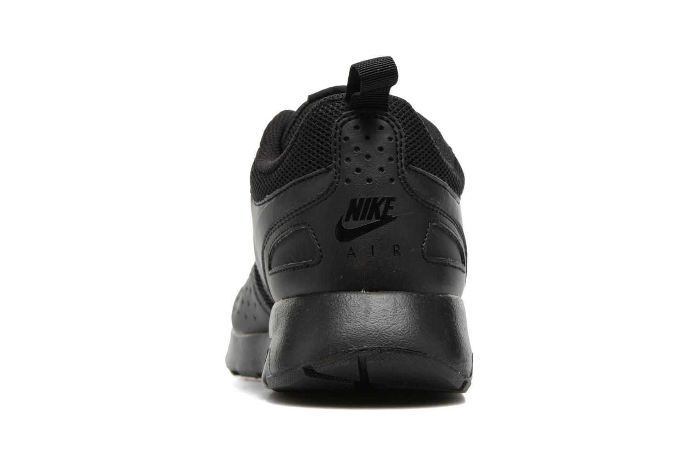 Sneakers Nike Air Max Vision Svart Bild från höger sidan