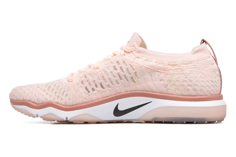 Chaussures de sport Nike W Air Zoom Fearless Fk Bionic Rose vue face